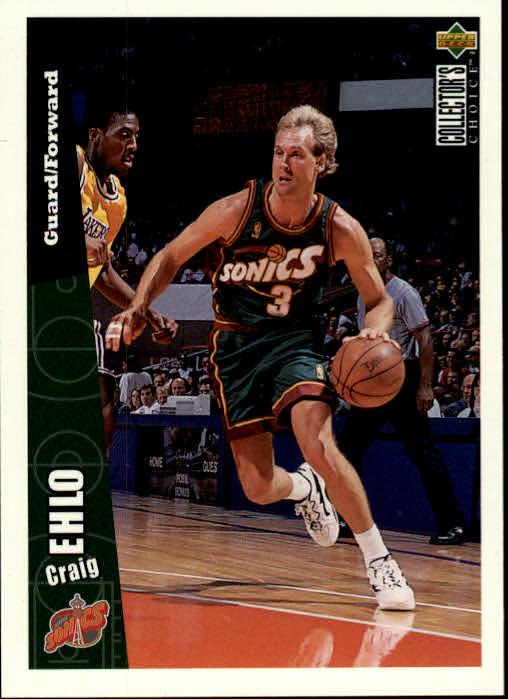 1996-97 Collector's Choice #331 Craig Ehlo