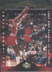 1996 97 Collectors Choice Jordan A Cut Above Ca1 Michael Jordan