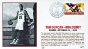 1997 Little Sun Tim Duncan #1 Tim Duncan