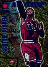 1997 Collector's Edge Air Apparent #1 Tim Duncan/Scottie Pippen