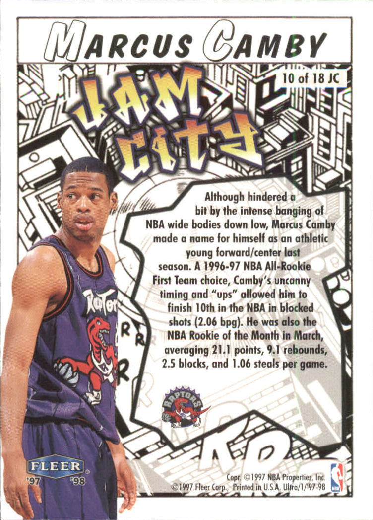 1997-98-Ultra-Jam-City-Basketball-Cards-Pick-From-List thumbnail 9