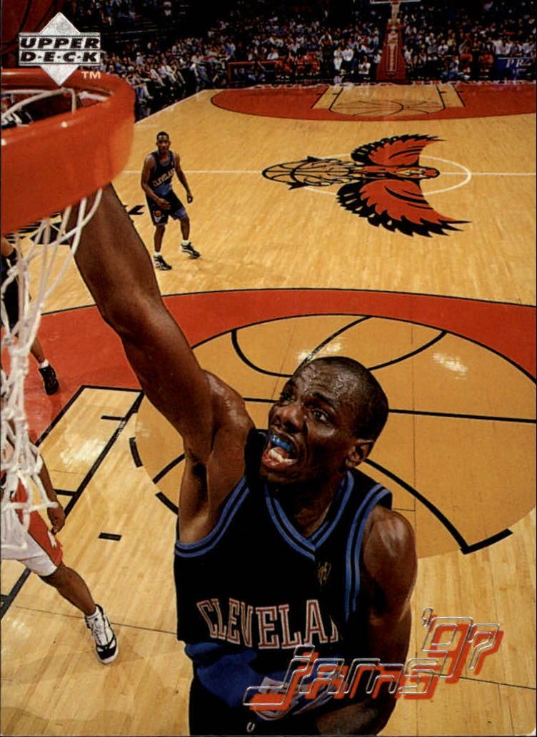 1997-98 Upper Deck #140 Tyrone Hill JAM