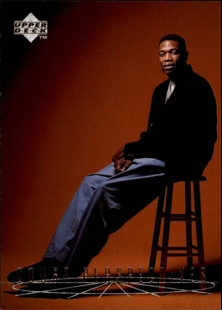 1997-98 Upper Deck #166 Dikembe Mutombo CP