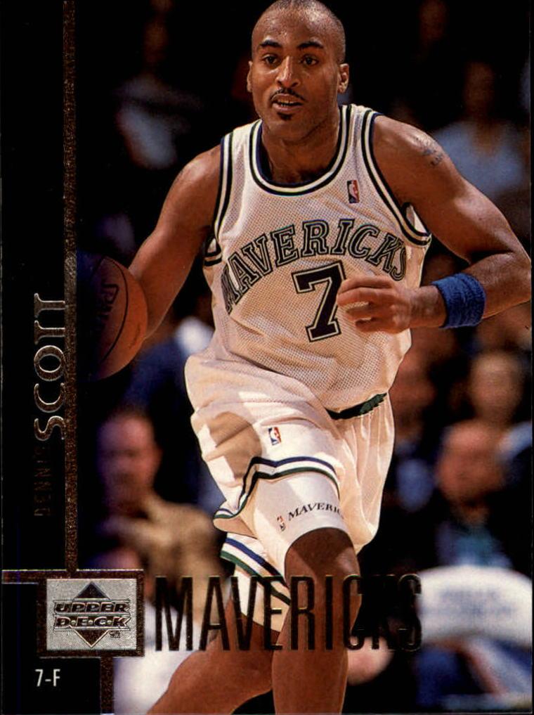 1997-98 Upper Deck #208 Dennis Scott