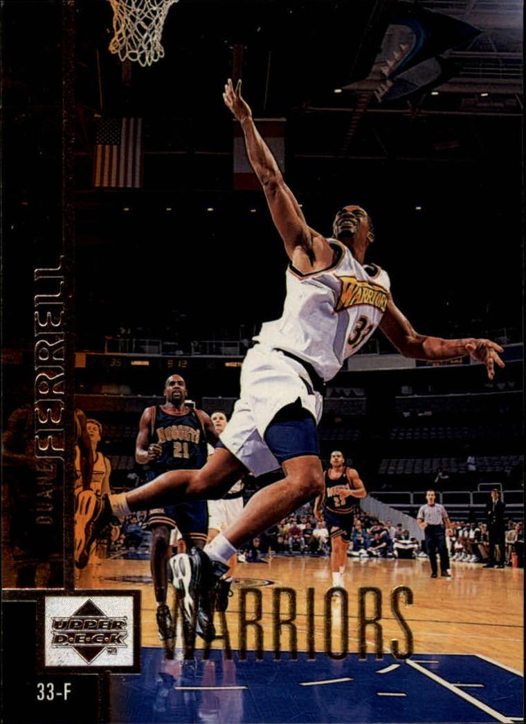 1997-98 Upper Deck #219 Duane Ferrell