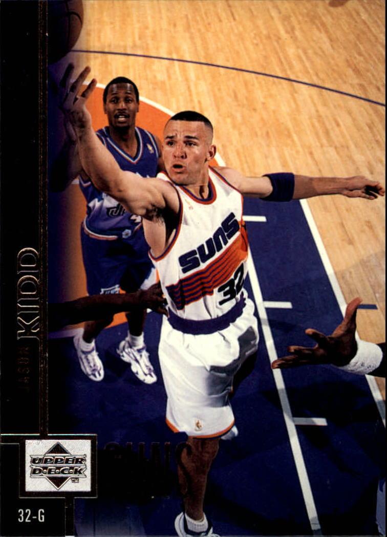 1997-98 Upper Deck #278 Jason Kidd