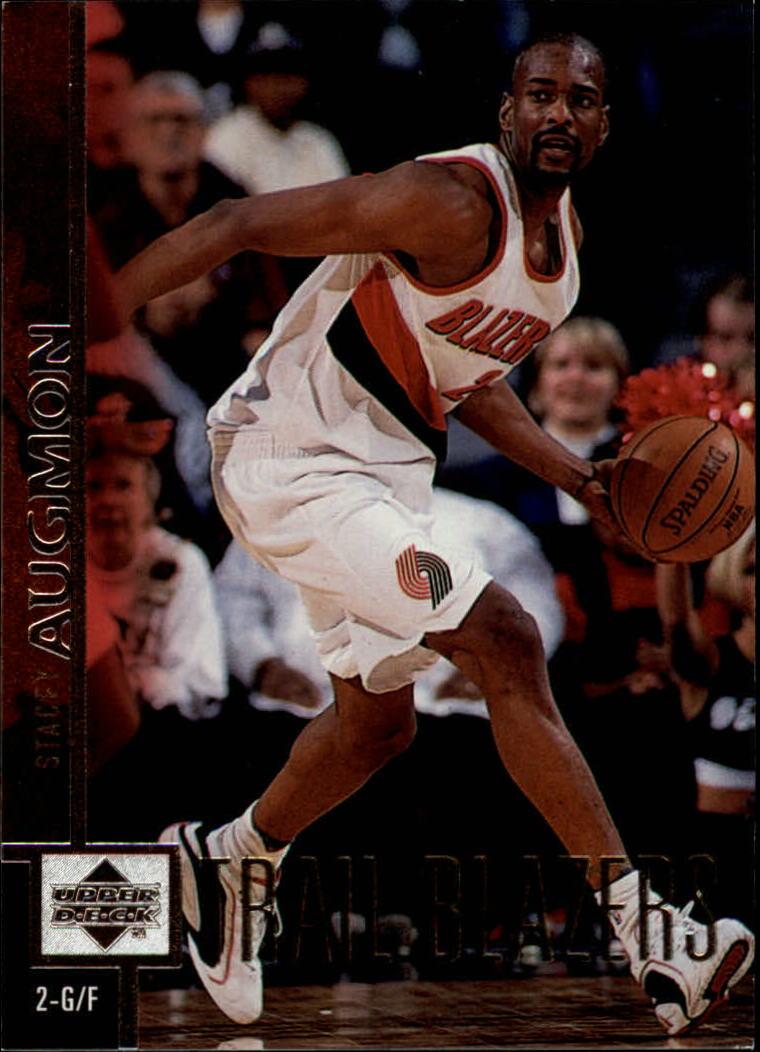 1997-98 Upper Deck #281 Stacey Augmon