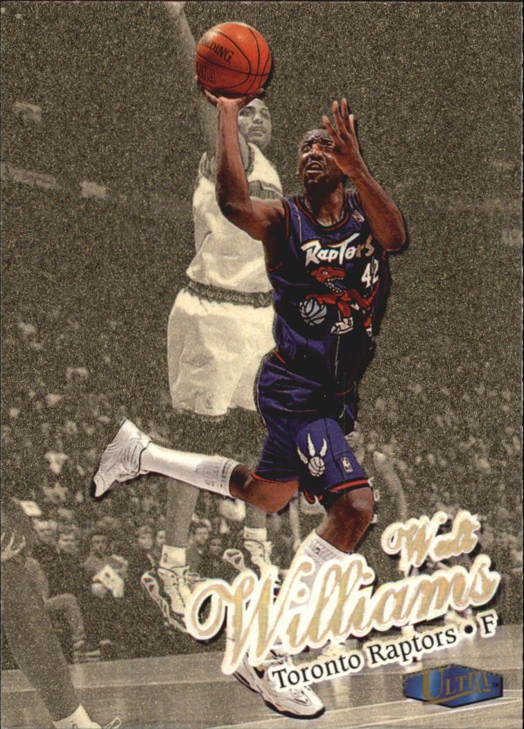1997-98 Ultra Gold Medallion #5 Walt Williams