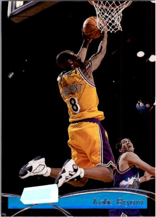1997-98 Stadium Club #146 Kobe Bryant