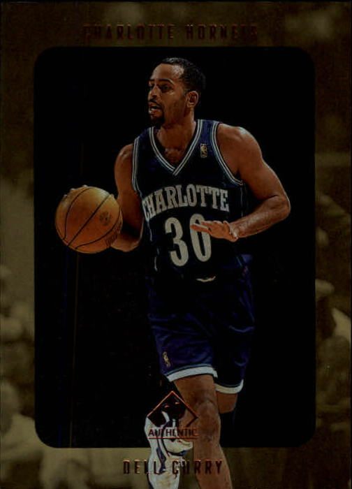 1997-98 SP Authentic #14 Dell Curry