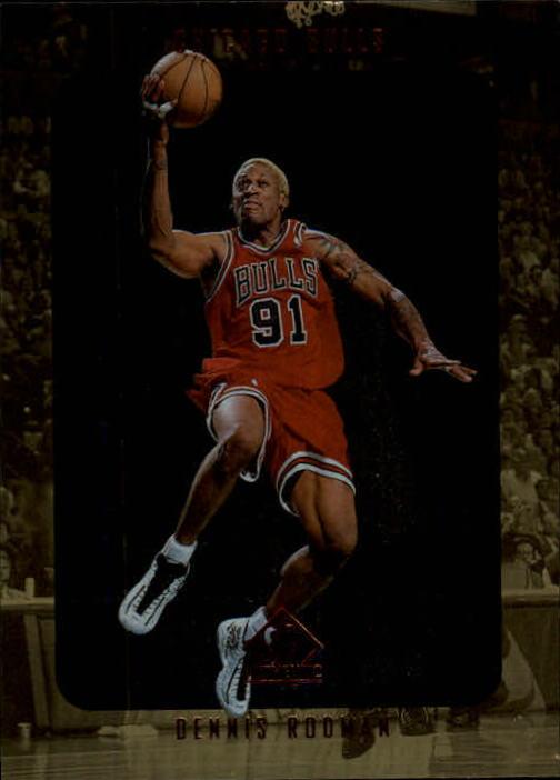 1997-98 SP Authentic #19 Dennis Rodman