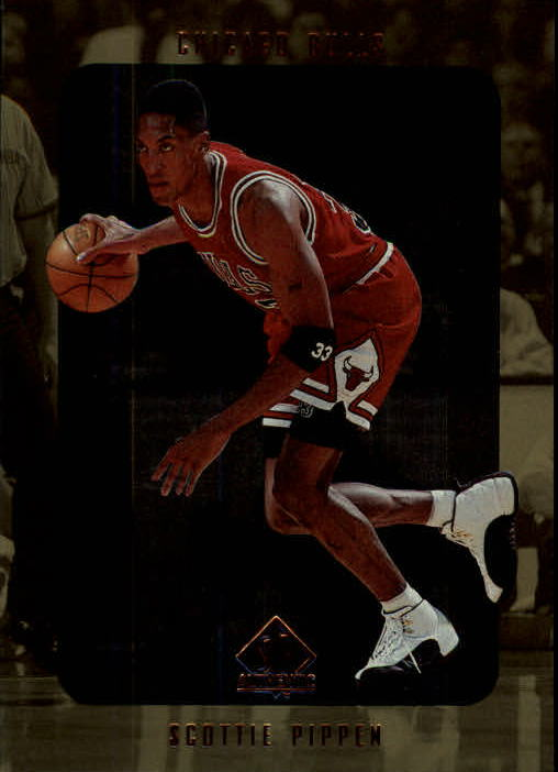1997-98 SP Authentic #22 Scottie Pippen
