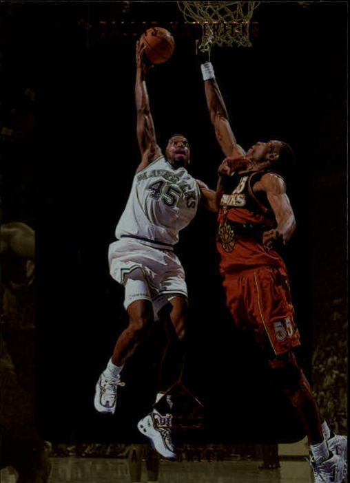 1997-98 SP Authentic #31 A.C. Green