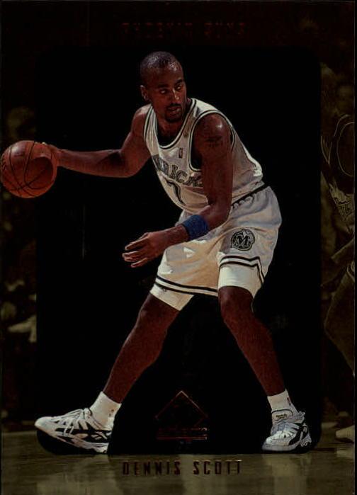1997-98 SP Authentic #33 Dennis Scott