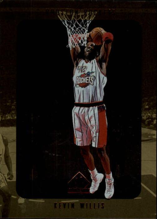 1997-98 SP Authentic #53 Kevin Willis