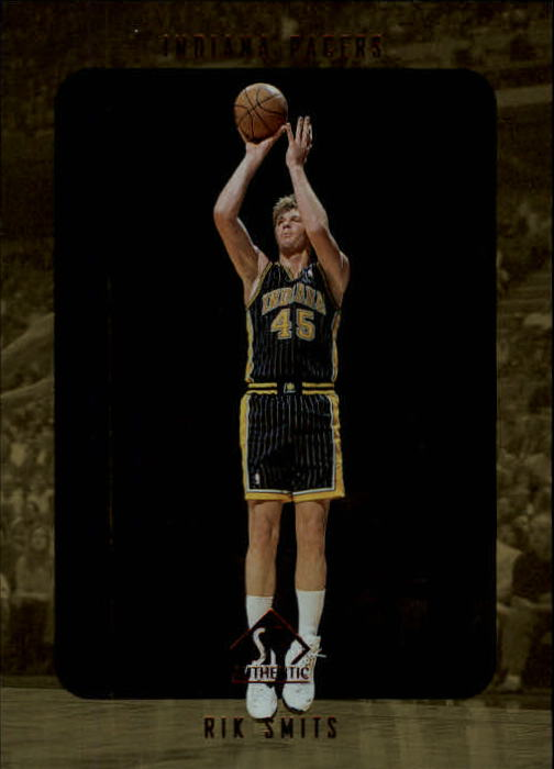 1997-98 SP Authentic #56 Rik Smits