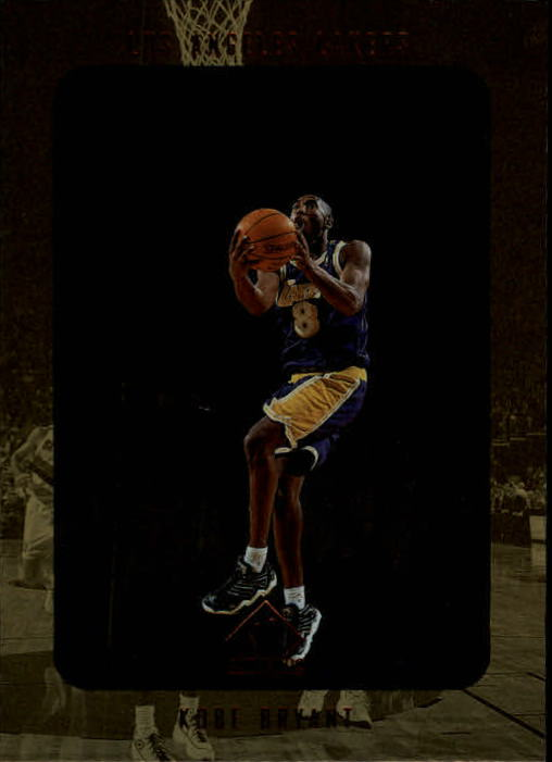 1997-98 SP Authentic #68 Kobe Bryant