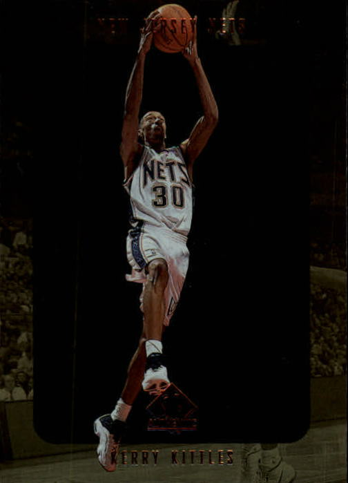 1997-98 SP Authentic #91 Kerry Kittles