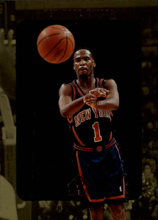 1997-98 SP Authentic #94 Chris Childs