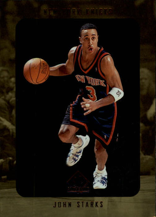 1997-98 SP Authentic #95 John Starks