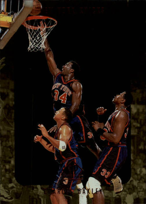 1997-98 SP Authentic #96 Charles Oakley