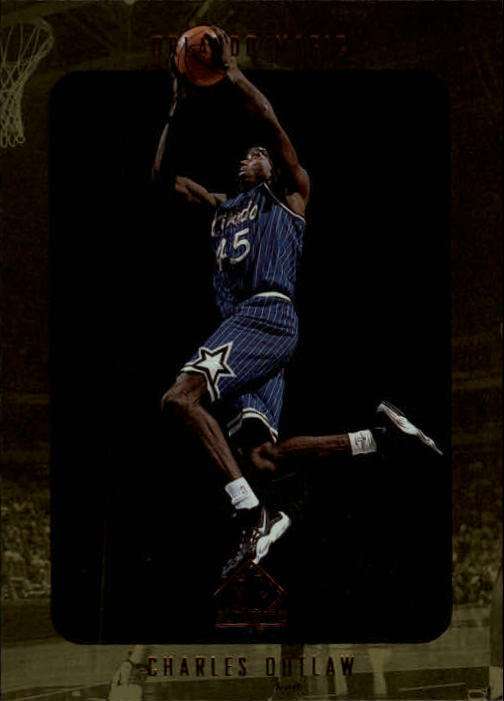 1997-98 SP Authentic #102 Bo Outlaw
