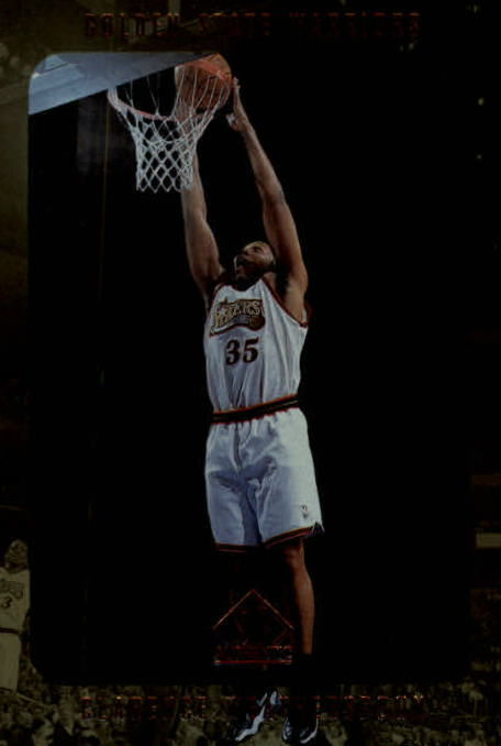 1997-98 SP Authentic #103 Clarence Weatherspoon