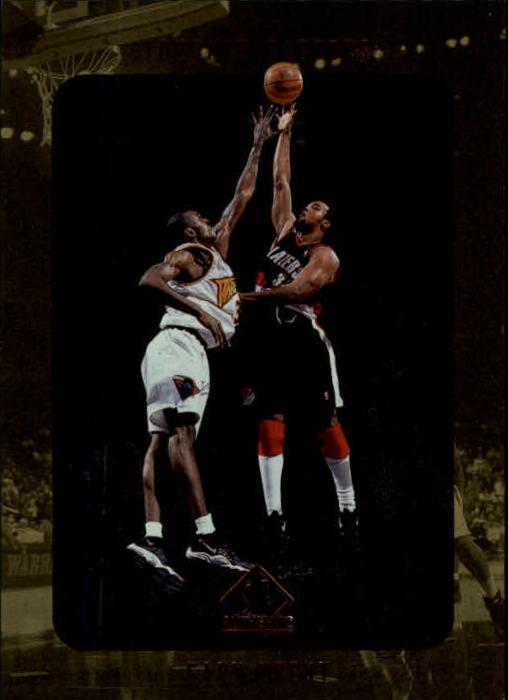 1997-98 SP Authentic #119 Gary Trent
