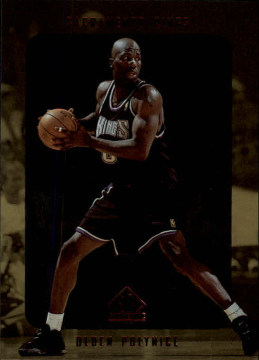 1997-98 SP Authentic #123 Olden Polynice