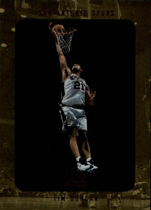 1997-98 SP Authentic #128 Tim Duncan RC !