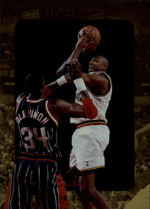 1997-98 SP Authentic #132 Vin Baker