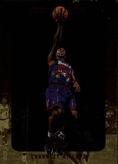 1997-98 SP Authentic #139 Chauncey Billups RC