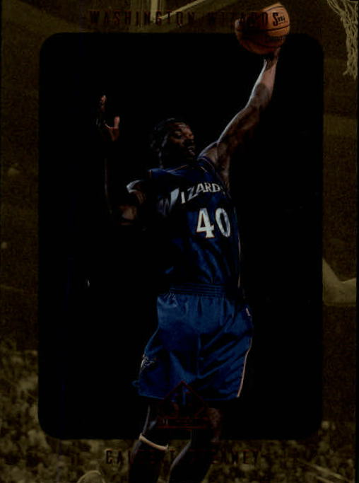 1997-98 SP Authentic #155 Calbert Cheaney