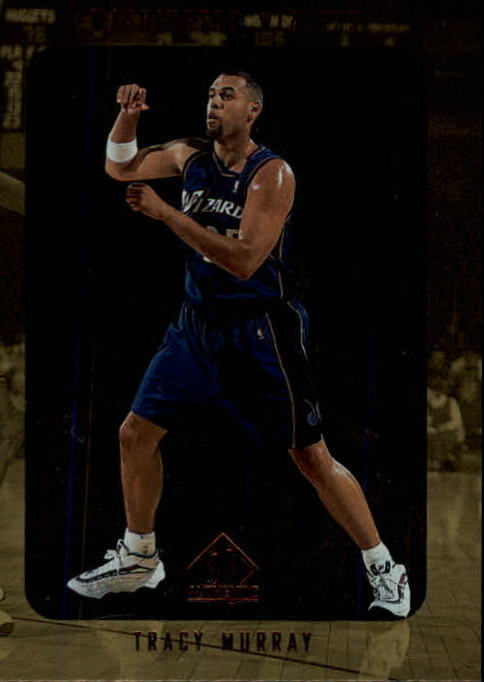 1997-98 SP Authentic #156 Tracy Murray