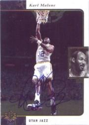 1997-98 SP Authentic BuyBack #28 Karl Malone 95-6/36