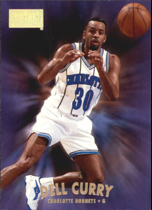 1997-98 SkyBox Premium #67 Dell Curry