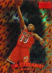 1997-98 SkyBox Premium Star Rubies #46 Tim Hardaway