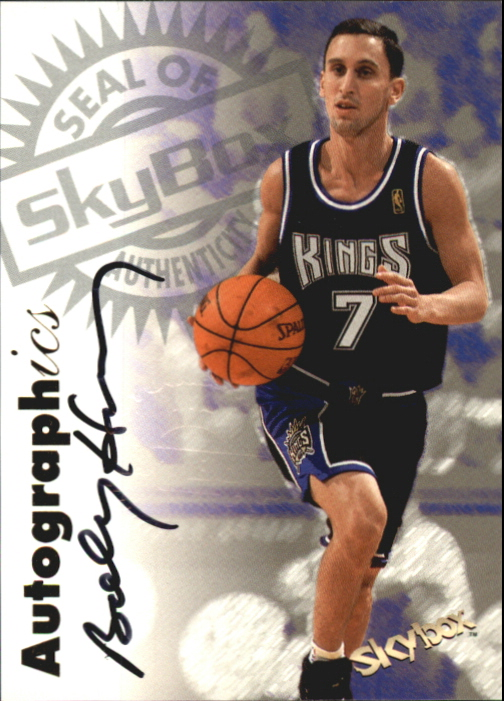 1997-98 SkyBox Premium Autographics #53 Bobby Hurley