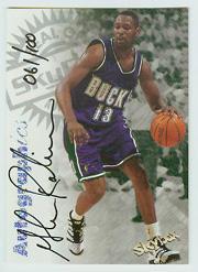 1997-98 SkyBox Premium Autographics Century Marks #90 Glenn Robinson