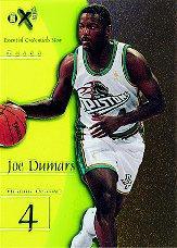 1997-98 E-X2001 Essential Credentials Now #51 Joe Dumars/51