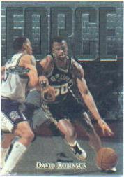 1997-98 Finest #146 David Robinson S