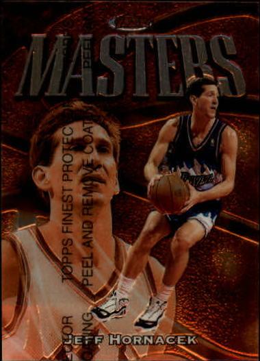 1997-98 Finest #246 Kevin Garnett B