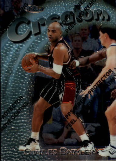 1997-98 Finest #304 Charles Barkley S