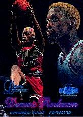 1997-98 Flair Showcase Legacy Collection Row 3 #13 Dennis Rodman