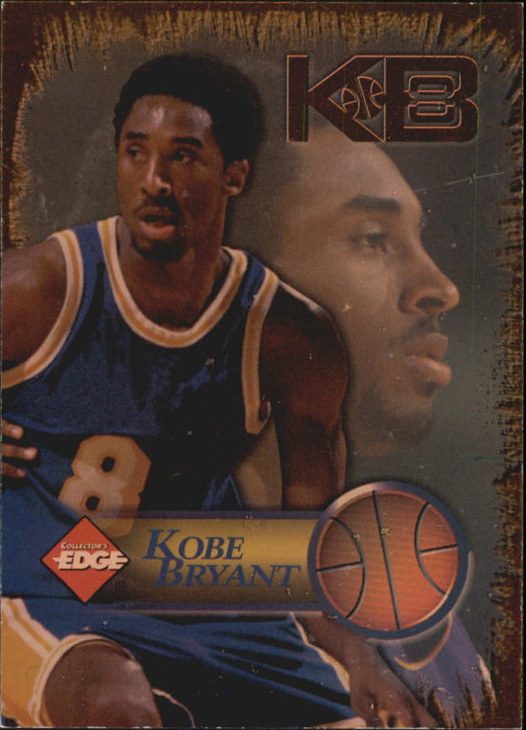 1998 Collector's Edge Impulse KB8 #5 Kobe Bryant