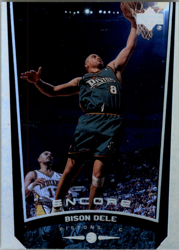 1998-99 Upper Deck Encore #24 Bison Dele