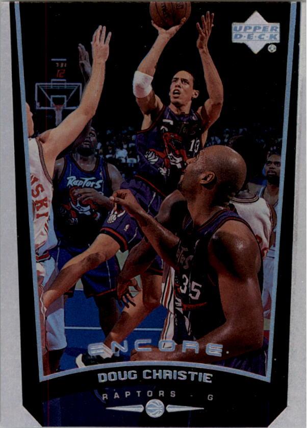 1998-99 Upper Deck Encore #81 Doug Christie
