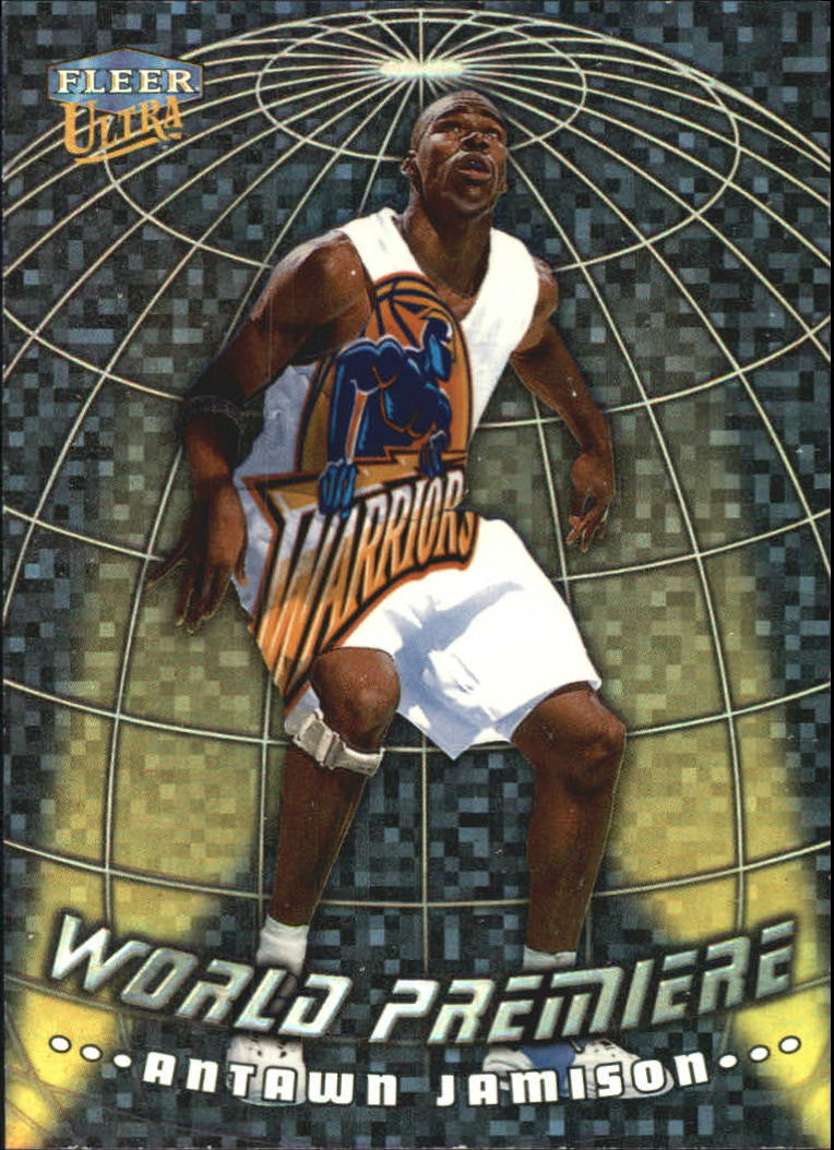 1998-99 Ultra World Premiere #6 Antawn Jamison
