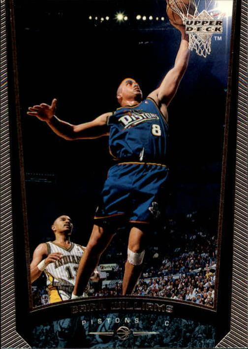 1998-99 Upper Deck #47 Brian Williams