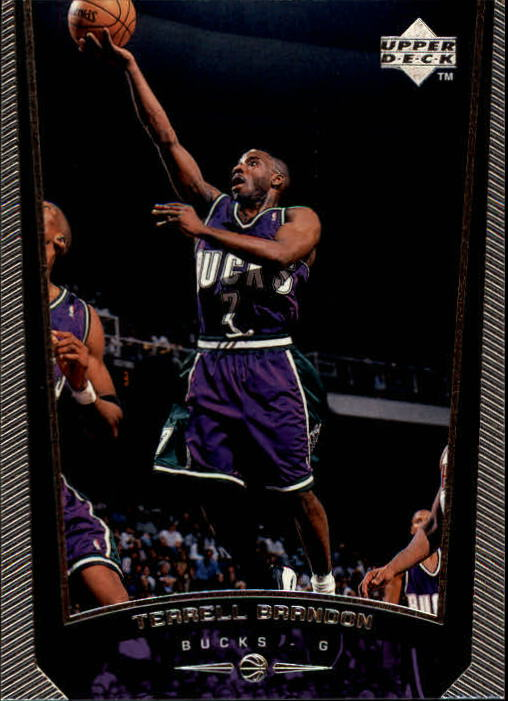 1998-99 Upper Deck #87 Terrell Brandon